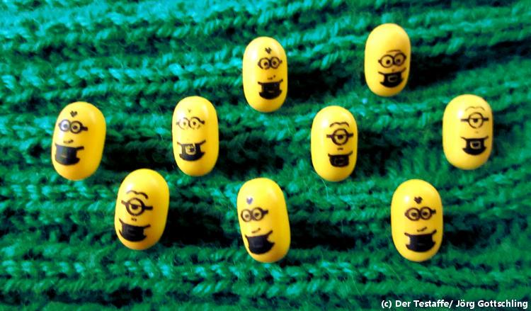 Schmecken irgendwie gelb: Tic Tac Minions