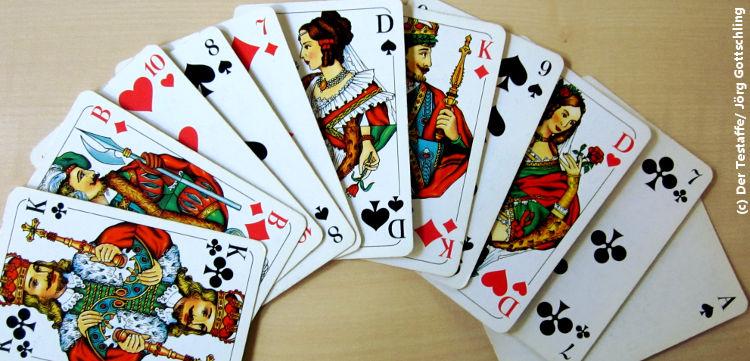 Mau Mau Kartenspiel